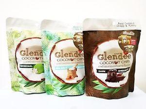 【定番!タイ土産】ココナッツチップスならGlendeeが美味しい!