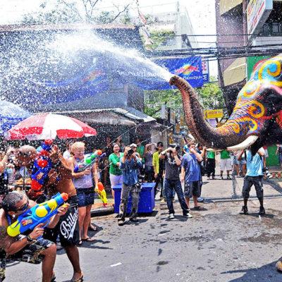 【ソンクラーン】開催まであと2か月。今年も水かけ祭りがやってくる